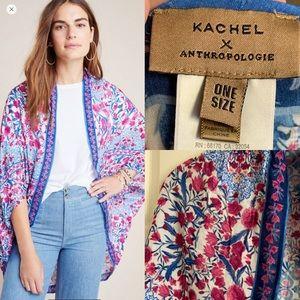 Anthro Kachel Amalia Cocoon Kimono, one size